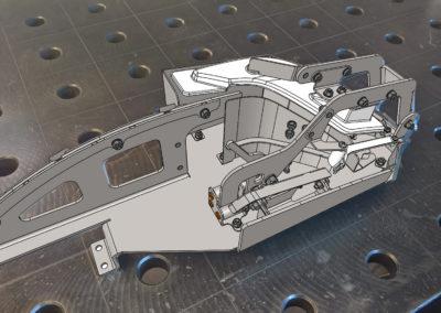 ...Bauteil in der CAD Ansicht