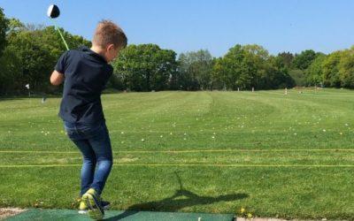 Gemeinsames Golferlebnis in der Happy Region