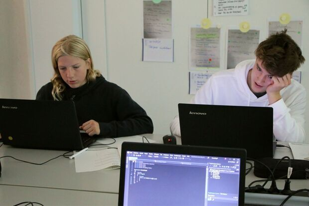 Hacker school: Sonderedition