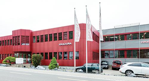 Hakama Firmensitz