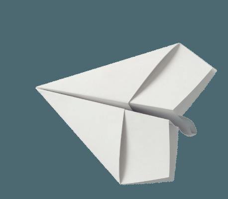 Grafik - Blechflieger Wettbewerb