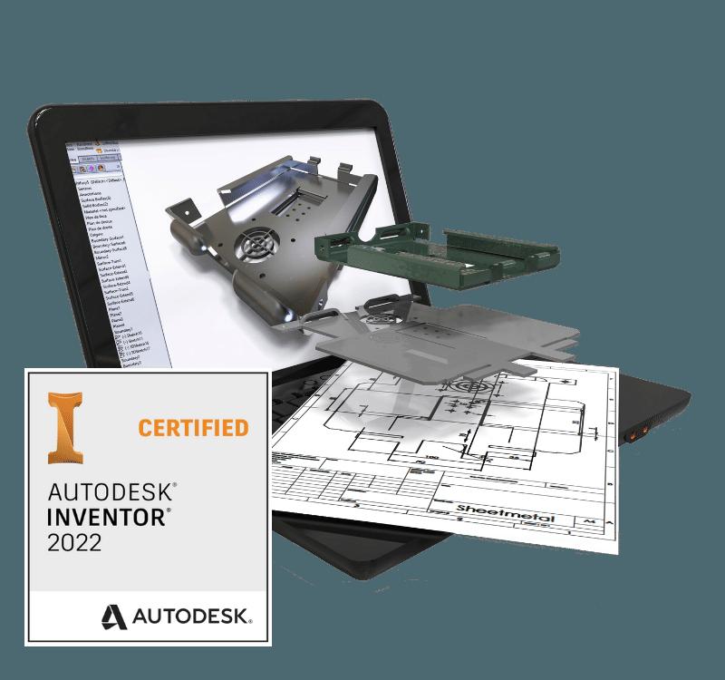 SPI SheetMetal Inventor - Autodesk Inventor Certified